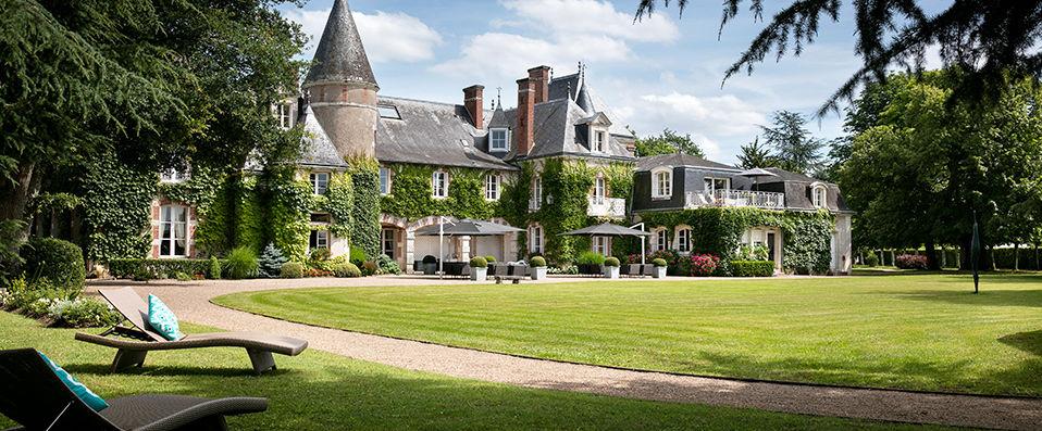 Domaine des Hauts de Loire ****