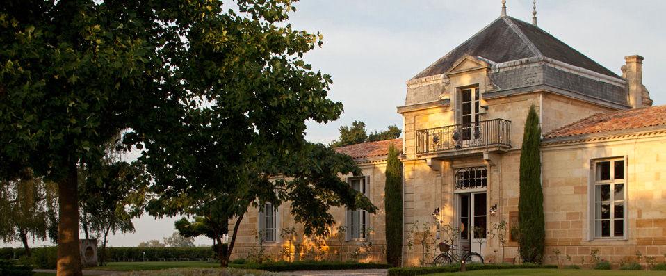 Château Cordeillan Bages **** - Gironde -