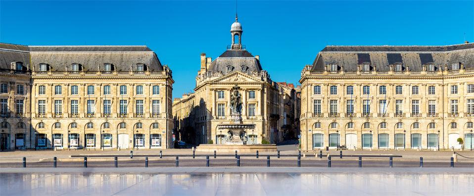 Hôtel de Normandie **** - Bordeaux - hotel - vente-privee - promo - vente-flash - verychic