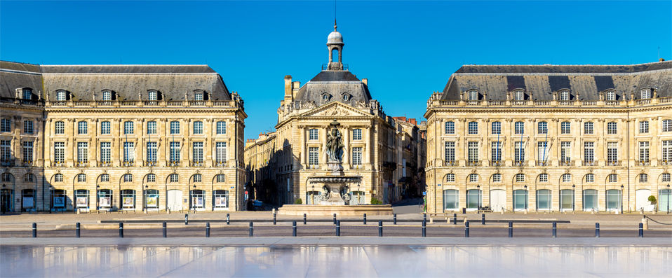 Le Burdigala **** - Bordeaux -