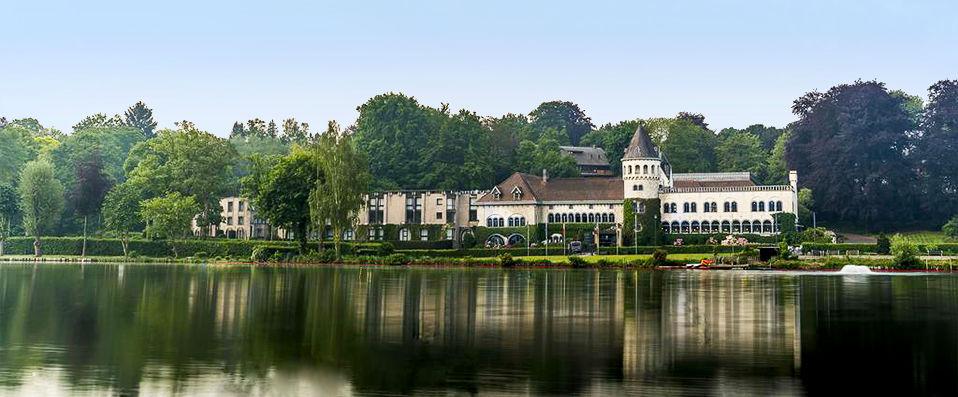 Martin's Château du Lac ***** - Genval - hotel - vente-privee - promo - vente-flash - verychic