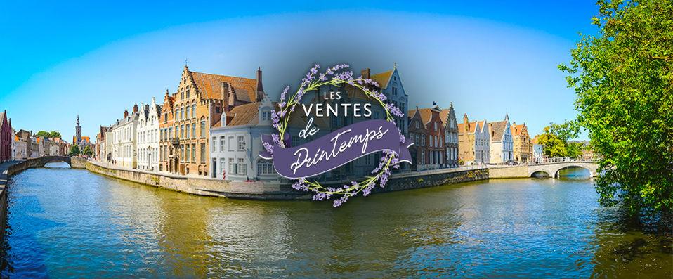Hotel Heritage **** - Bruges -