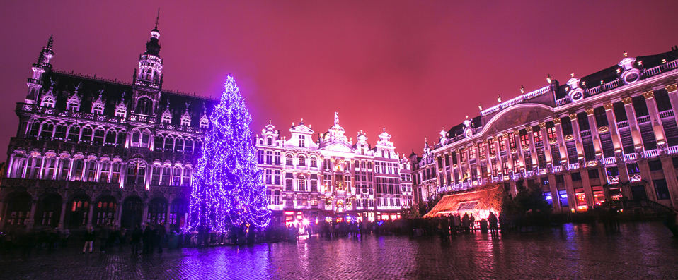 Sofitel Brussels Europe ***** - Bruxelles -