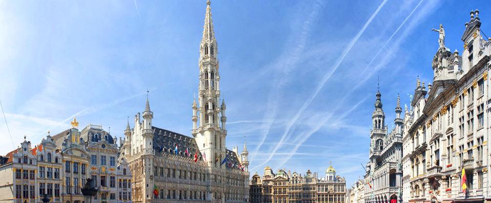 Sofitel Brussels Le Louise *****