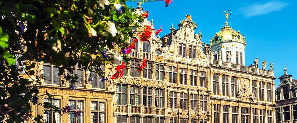 Sofitel Brussels Le Louise ***** - Bruxelles - hotel - vente-privee - promo - vente-flash - verychic