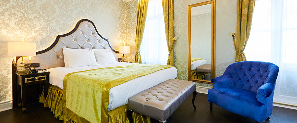Stanhope Hotel Brussels by Thon Hotels ***** - Bruxelles -