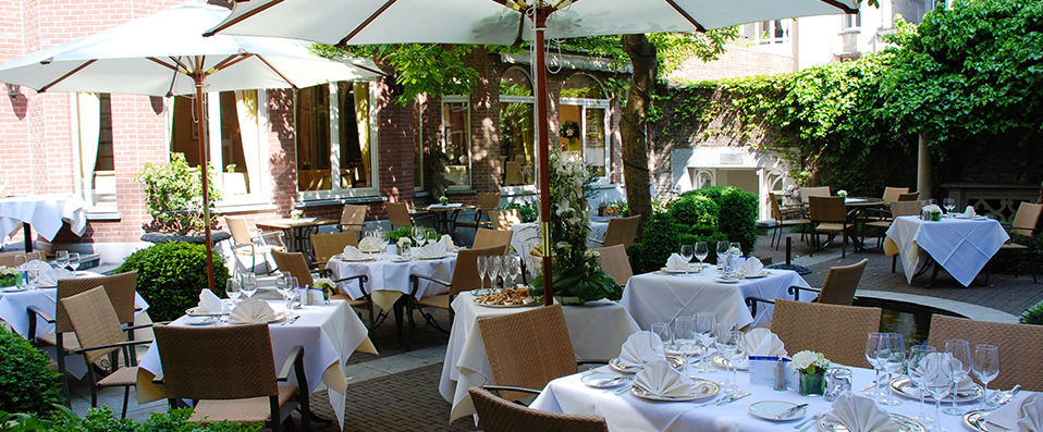 Stanhope Hotel Brussels by Thon Hotels ***** - Bruxelles - hotel - vente-privee - promo - vente-flash - verychic