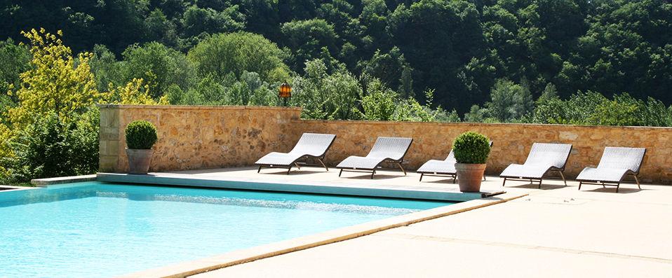 La Villa Romaine **** - Dordogne -