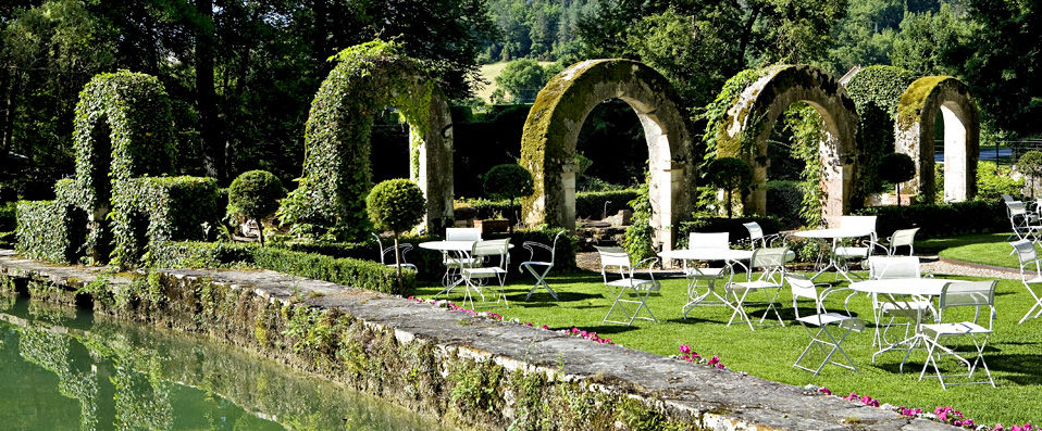 Manoir d'Hautegente **** - Dordogne -