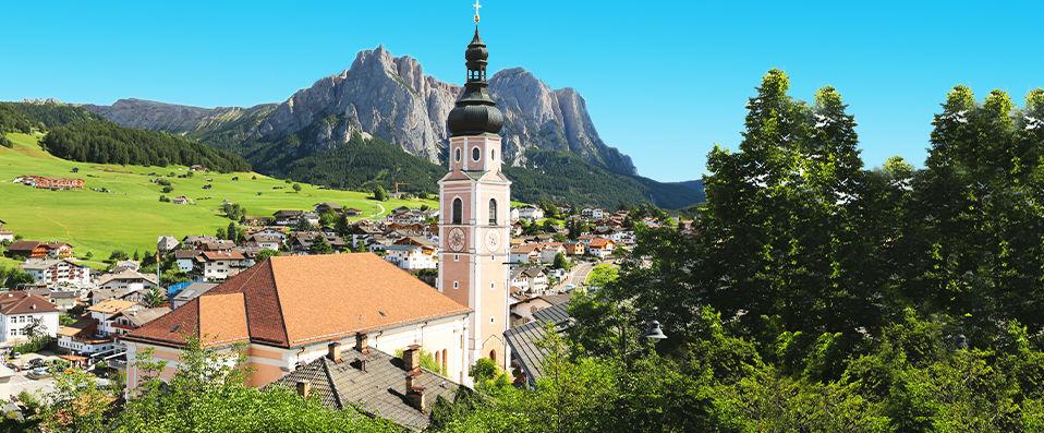 Hotel Lamm **** - Tyrol du Sud -