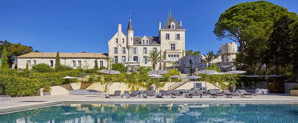 Château Les Carrasses **** - Occitanie -