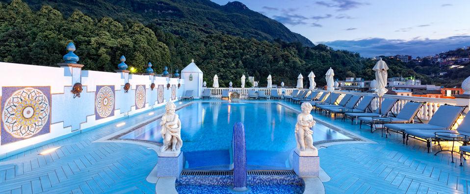 Terme Manzi Hotel & Spa ***** - Ischia -