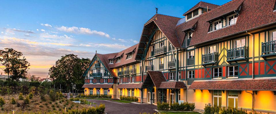 Renaissance Paris Hippodrome St. Cloud Hotel **** - Rueil-Malmaison -