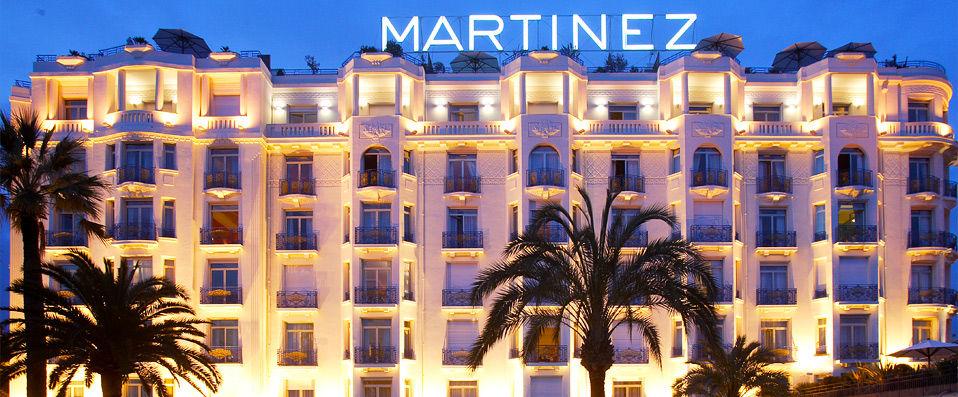 Grand Hyatt Cannes Htel Martinez Verychic  Exceptional Hotels
