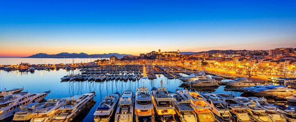 Hôtel Simone **** - Cannes -