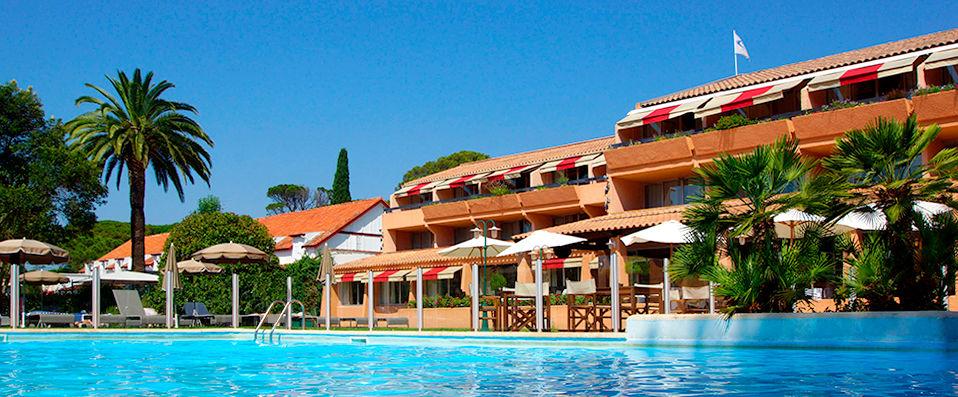 Najeti Golf Hôtel de Valescure **** - Côte d'Azur - hotel - vente-privee - promo - vente-flash - verychic
