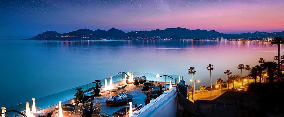 Radisson Blu 1835 Hôtel & Thalasso ***** - Cannes -