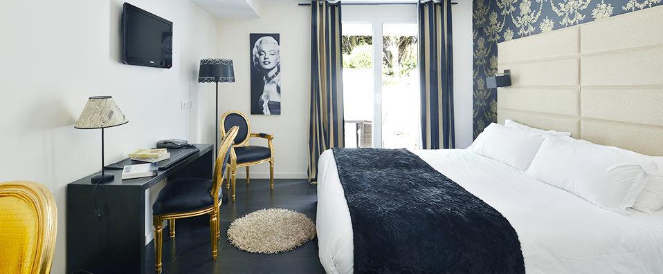 Hôtel La Villa Cannes Croisette **** - Cannes - hotel - vente-privee - promo - vente-flash - verychic