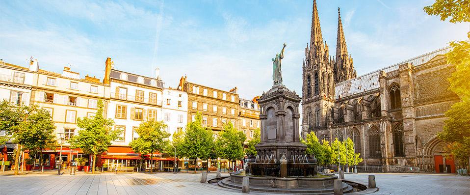 Novotel Clermont-Ferrand **** - Clermont-Ferrand -