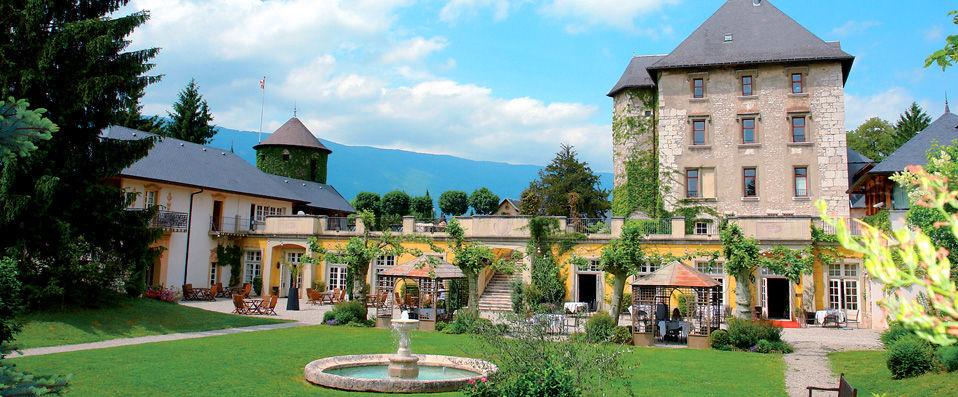 Château de Candie by Madame Vacances **** - Chambéry - hotel - vente-privee - promo - vente-flash - verychic
