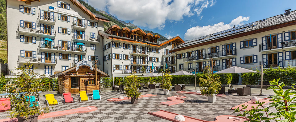 Résidence & Spa Vallorcine Mont-Blanc ***** - Vallorcine - hotel - vente-privee - promo - vente-flash - verychic
