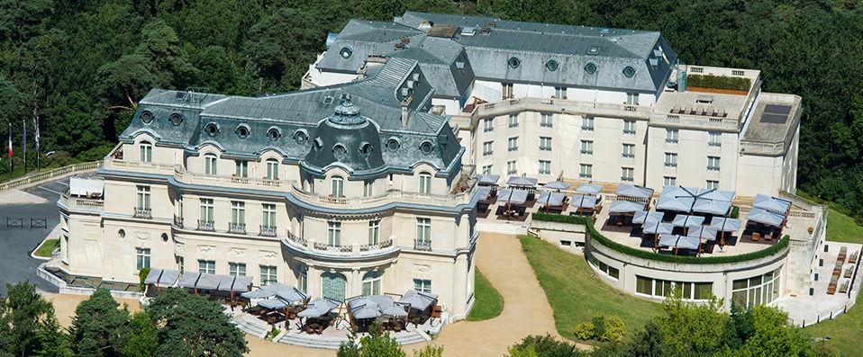 Tiara Château Hôtel Mont Royal Chantilly ***** - Chantilly -