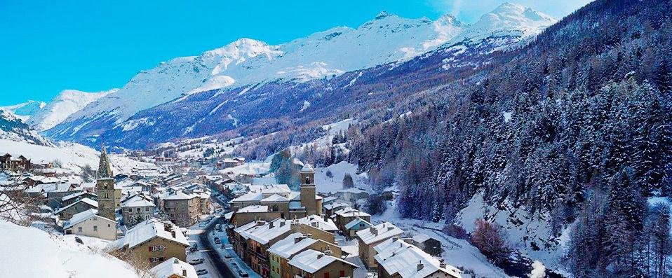 Hôtel Saint Charles Val Cenis **** - Savoie -