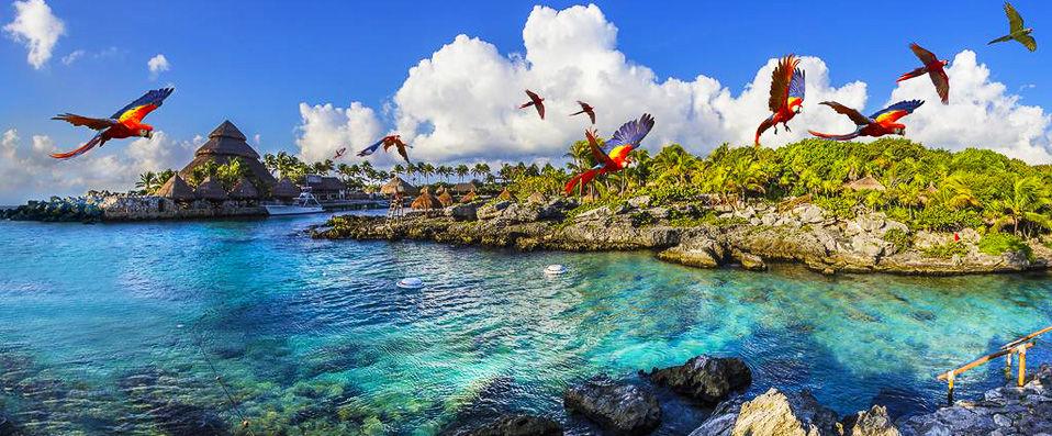 Occidental at Xcaret Destination ***** All inclusive - Playa del Carmen -