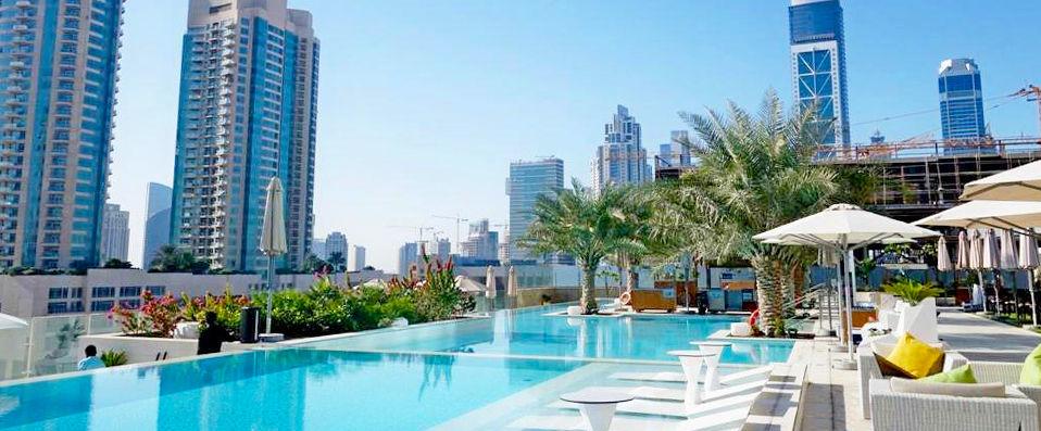 Sofitel Dubai Downtown *****