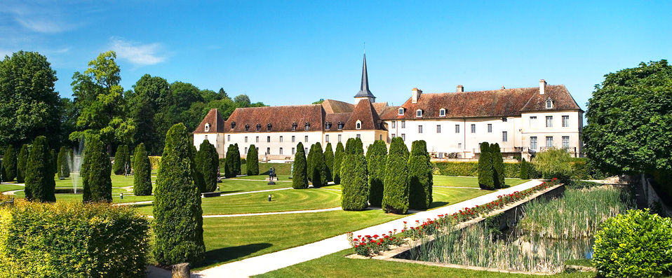 Chateau de Gilly ***** - Bourgogne -