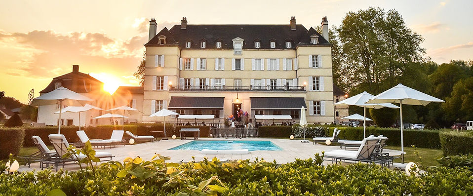 Château de Saulon **** - Côte-d'Or -