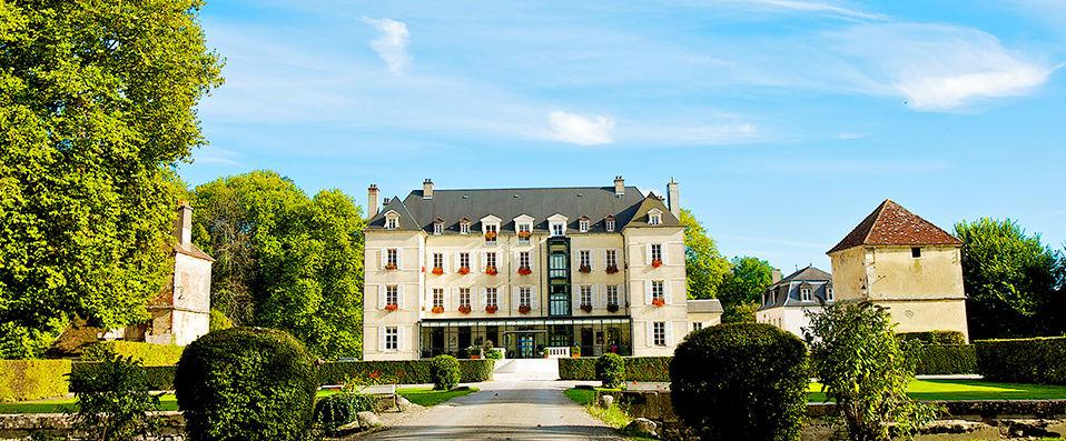 Château de Saulon **** - Côte-d'Or - hotel - vente-privee - promo - vente-flash - verychic