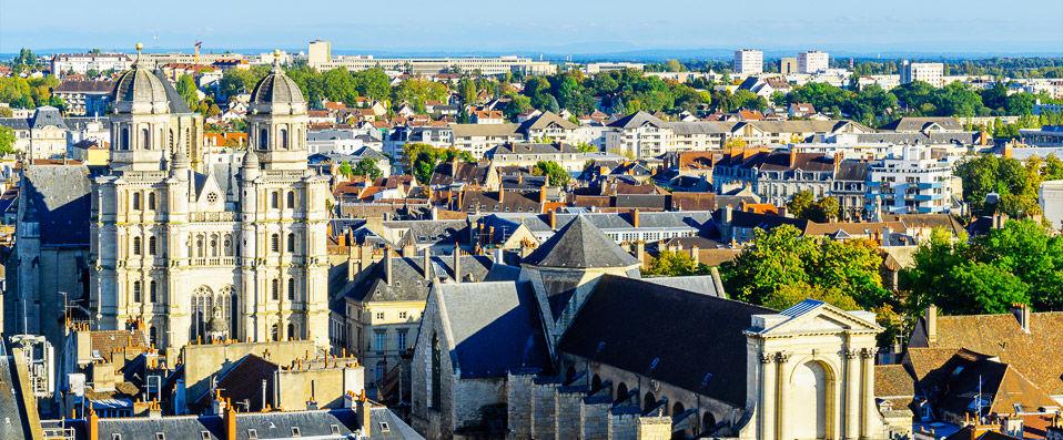 Grand Hôtel La Cloche Dijon - MGallery ***** - Dijon -