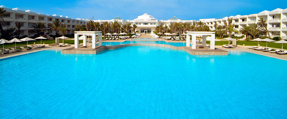 Radisson Blu Palace Resort & Thalasso ***** - Djerba -