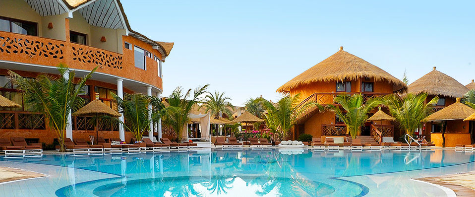 Lamantin Beach Resort Spa Saly Portudal Verychic Exceptional Hotels Exclusive Offers