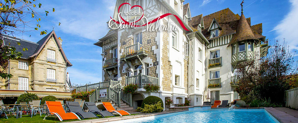 Hôtel L'Augeval *** - Deauville - hotel - vente-privee - promo - vente-flash