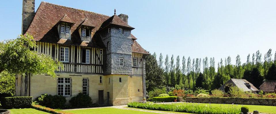 Les Manoirs des portes de Deauville **** - Deauville -