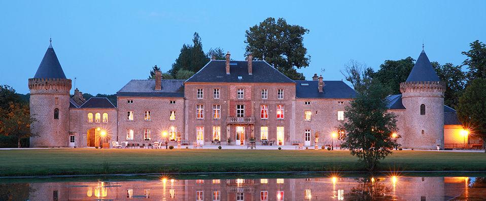Domaine Château du Faucon ****