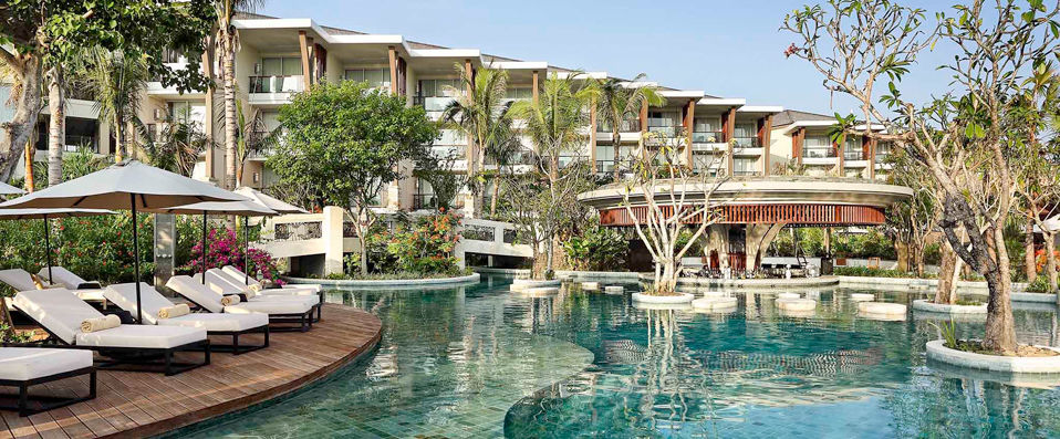 Sofitel Bali Nusa Dua Beach Resort *****