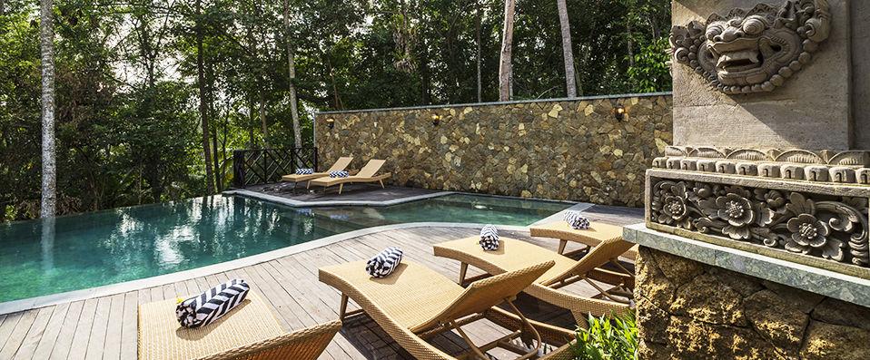 Adiwana Arkara Villa & Suite **** - Bali -