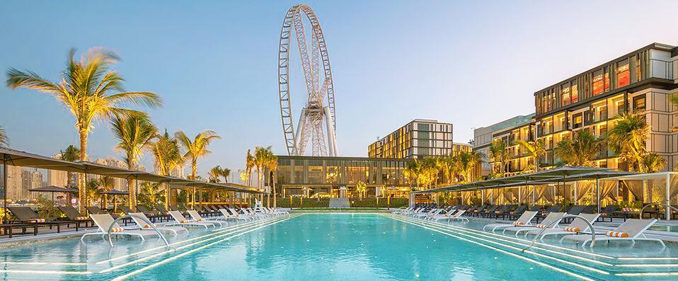 Caesars Resort Bluewaters Dubai ***** - Dubaï -