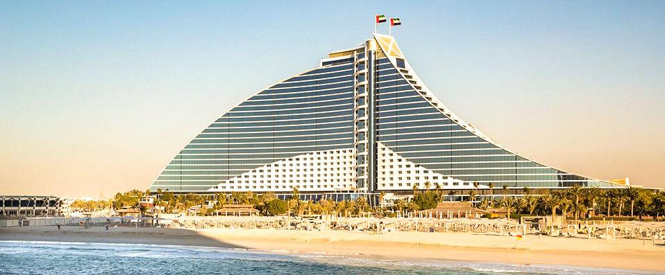 Jumeirah Beach Hotel ***** - Dubai -
