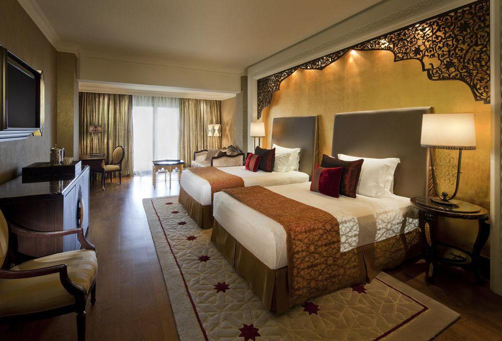 Deluxe Arabian Double Room