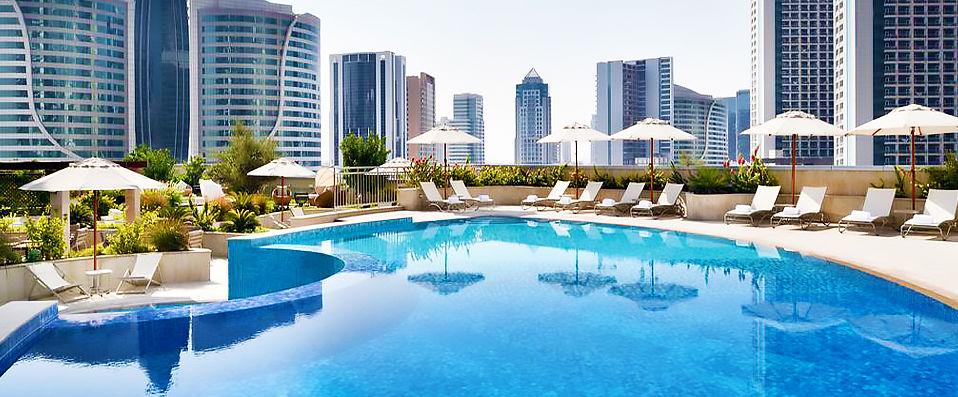 Mövenpick Hotel Apartments Downtown Dubai ***** - Dubaï -