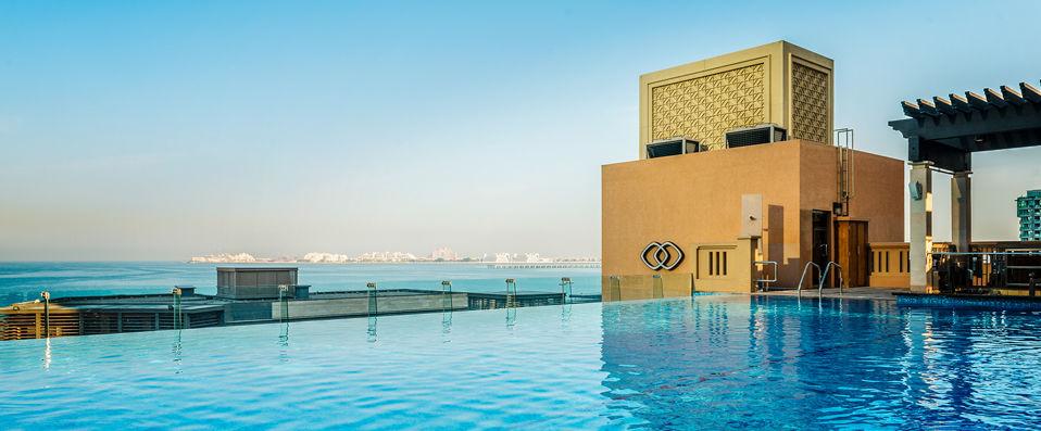 Sofitel Dubai Jumeirah Beach ***** - Dubaï -