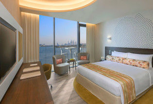 Deluxe Palm Jumeirah Room sea view