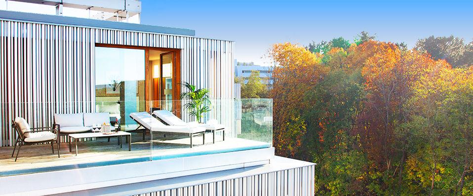 Hotel Arima **** - Saint-Sébastien -