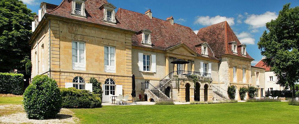 Château les Merles **** - Dordogne -