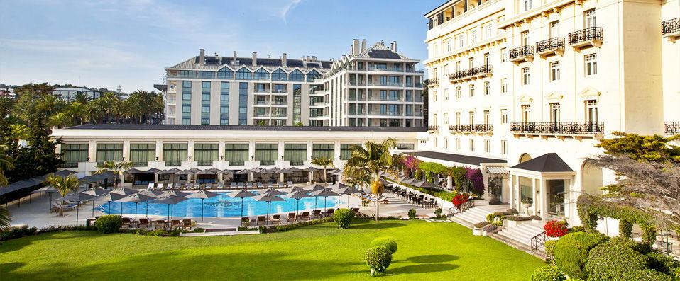 Palacio do Estoril Golf & Wellness *****