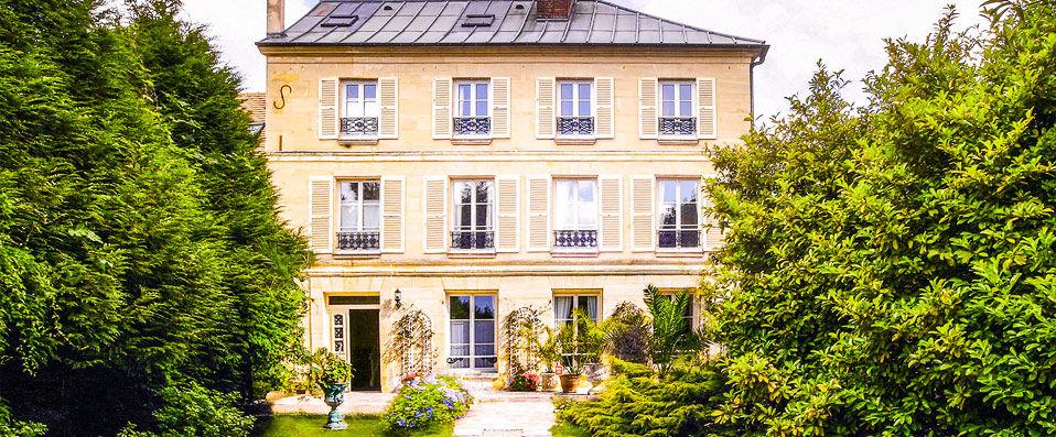 Les Jardins d'Epicure - Île-de-France - hotel - vente-privee - promo - vente-flash - verychic